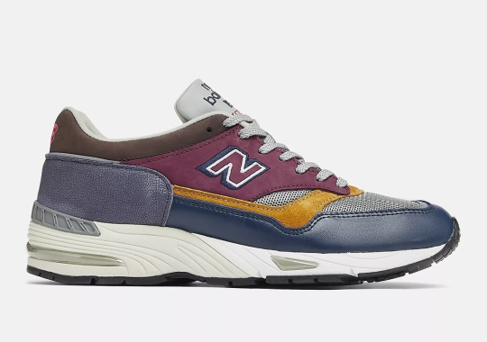 New Balance Sole-Swaps The 1500 And 991 For The 1591