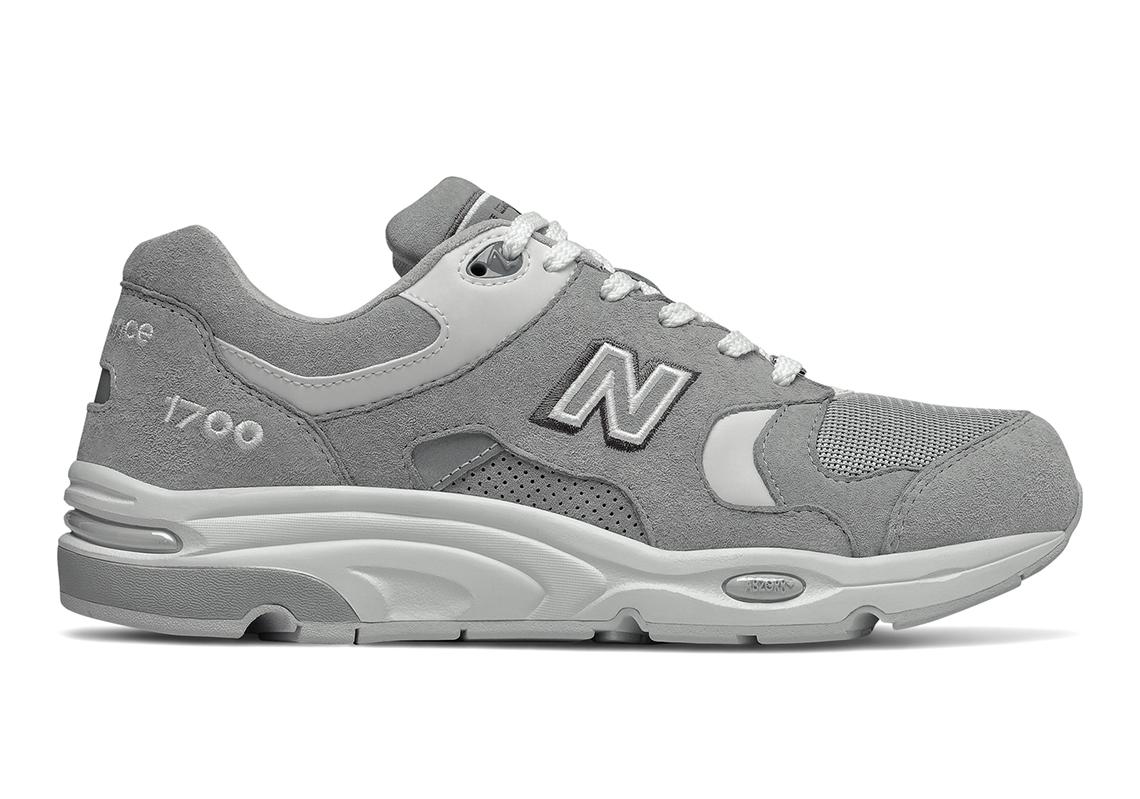 New Balance 1700 Grey Day CM1700B1 | SneakerNews.com