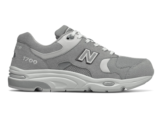 More Grey Offerings From New Balance Include The Scarce 1700 Model