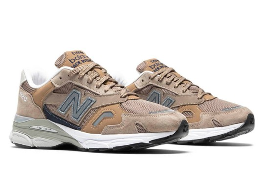 """New Balance's """"Desert"""" Collection Includes The Made In UK 920"""
