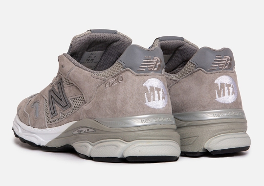 The MTA Brings The New York Energy To This Made In UK New Balance 920