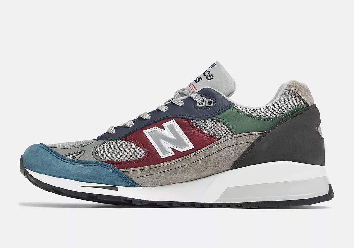 New Balance 991.5 ML9915V1 Release Date | SneakerNews.com