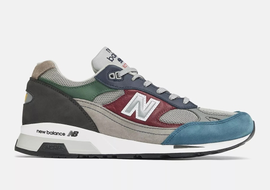 New Balance Doubles Down On Their 1500/991 Hybrid With A Matching 991.5