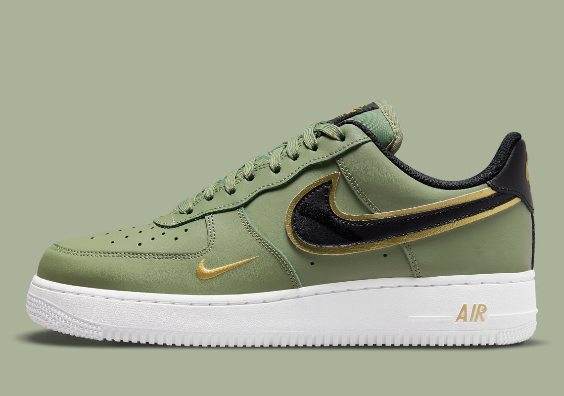 air force 1 verde fluo