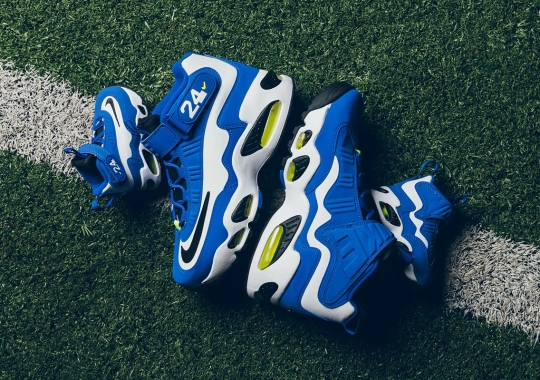 """The Nike Air Griffey Max 1 """"Varsity Royal"""" Releases Tomorrow"""