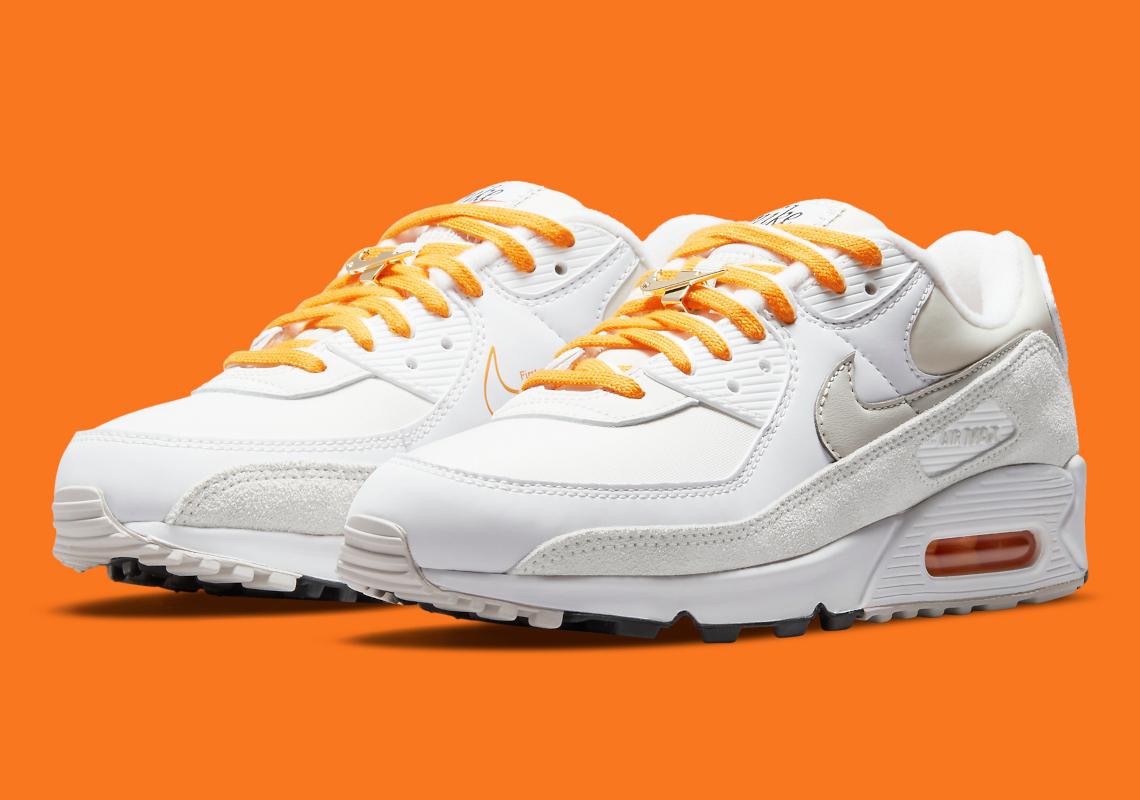 lebron 9 size 4.5 90 First Use White Orange DA8709-100 | Fitforhealth