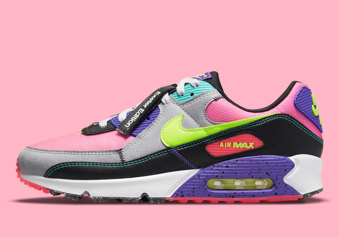 Nike Air Max 90 Exeter Edition DJ5917-600 | SneakerNews.com