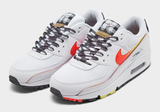 "Nike Breathes Some ""Fresh Air"" Into This Summer-Ready Air Max 90"