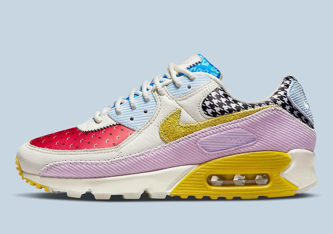 Nike Air Max 90 Multi-Color DM8075-100 Release Info | SneakerNews.com