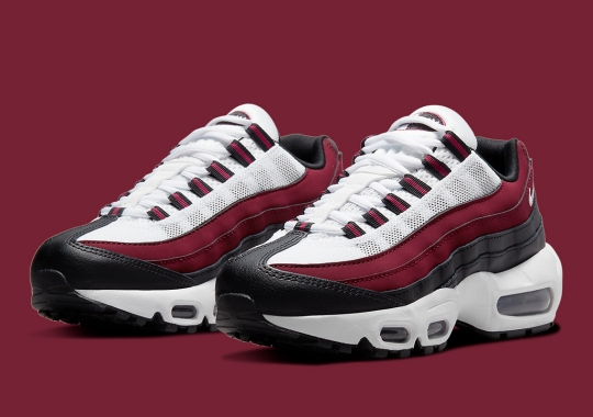 Maroon Covers This Kids-Exclusive Nike Air Max 95