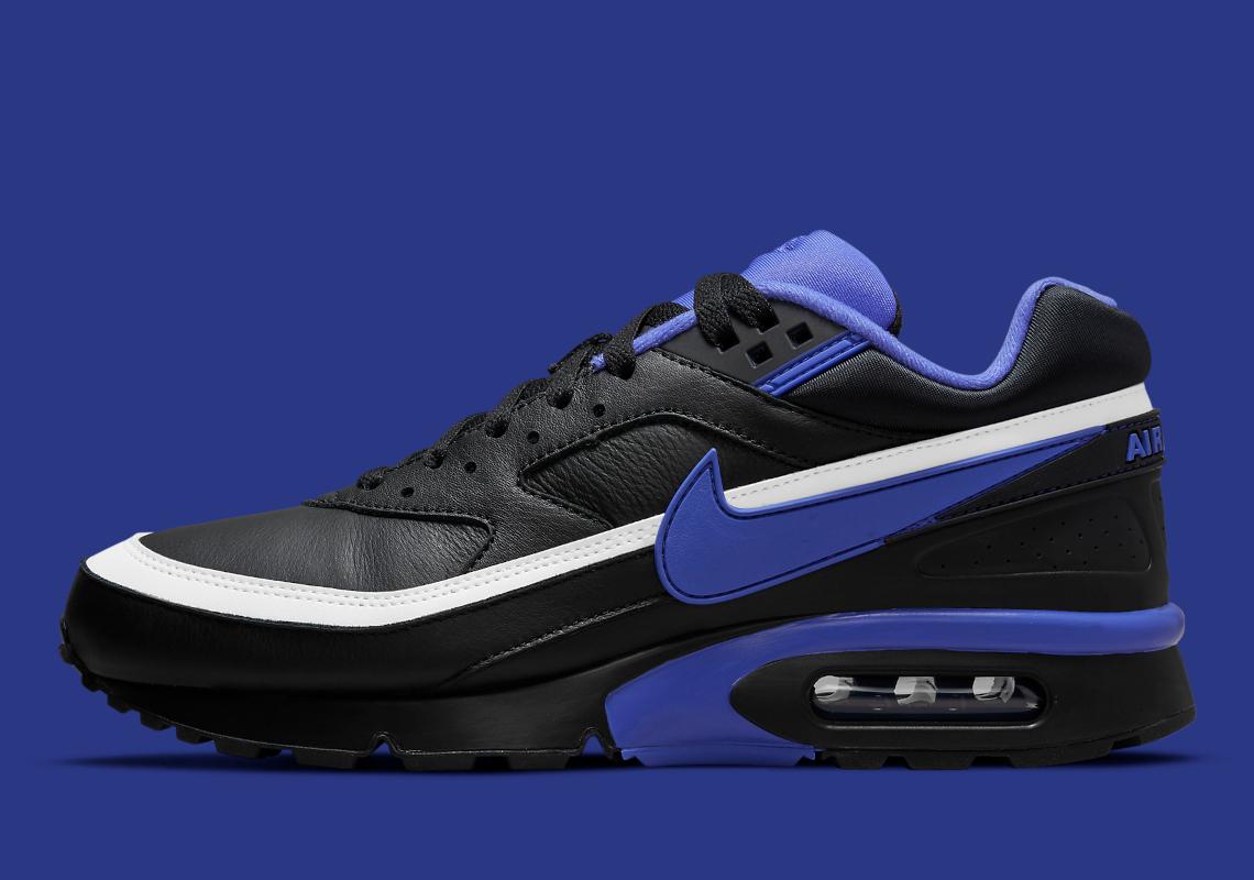 Nike Air Max BW Black Persian Violet DM3047-001 | SneakerNews.com