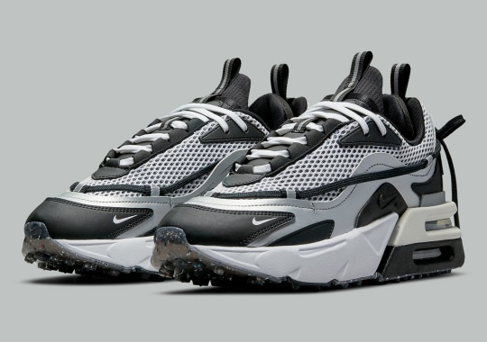 Nike's Tank-Like Air Max Furyosa NRG Features Double-Stacked Visible Air