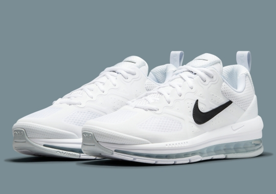 The Nike Air Max Genome Continues To Reveal Itself In Clean, Essential Colorways