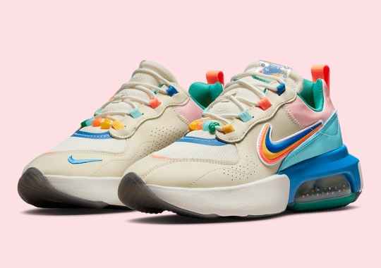 An Arts And Crafts Approach Lands On This Playful Nike Air Max Verona