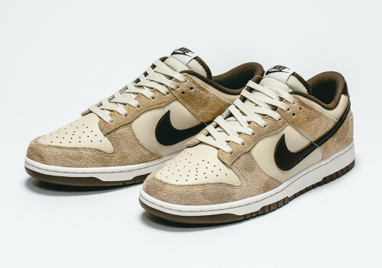 "Where To Buy The Nike Dunk Low ""Giraffe"""
