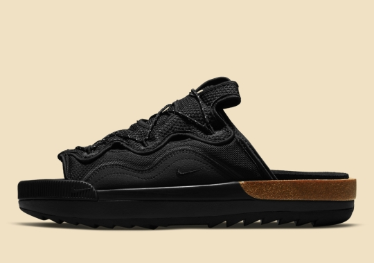 "The Nike Offline 2.0 Arrives In ""Black"""