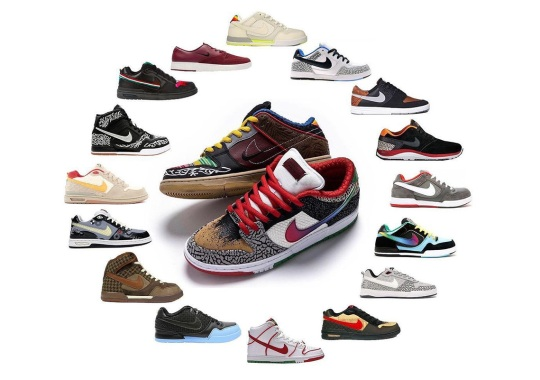 """Here's A Complete Breakdown Of The Nike SB Dunk Low """"What The Paul"""" Design"""