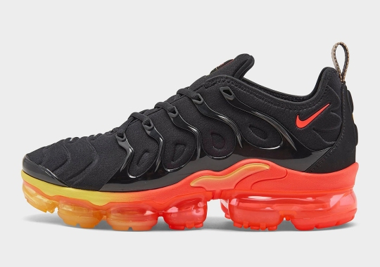 "Nike's Blazing Hot ""Fresh Air"" Pack Features The Vapormax Plus"