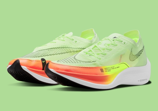 Neon Gradients Appear On The Next Nike ZoomX VaporFly NEXT% 2