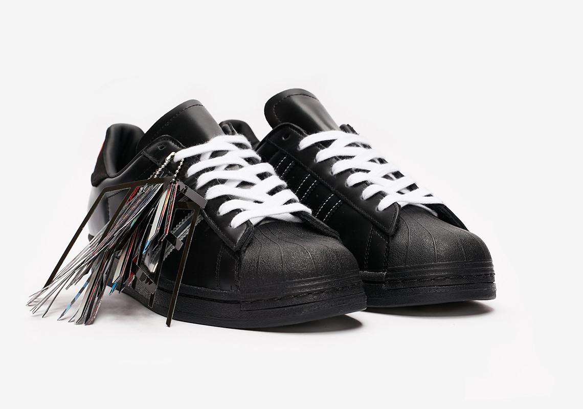 PLEASURES adidas Superstar GY5691 Release Date   SneakerNews.com