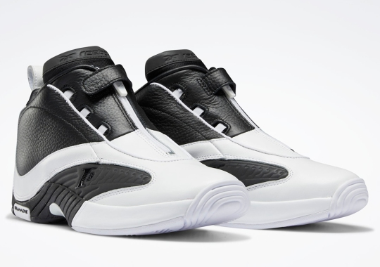 """Reebok Flips The Iconic """"Step Over"""" Colorway Of The Answer IV OG"""