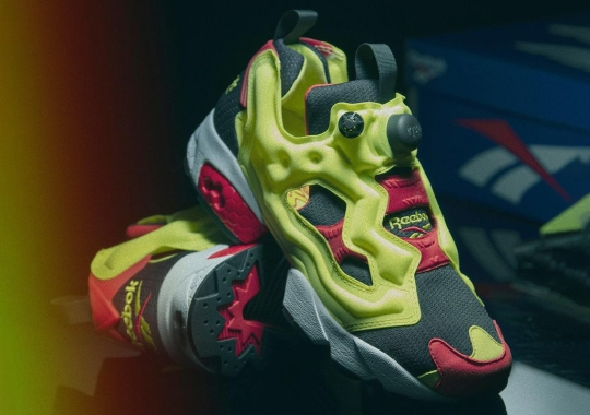 """The Reebok Instapump Fury OG """"Citron"""" Is Making A Return On May 15th"""