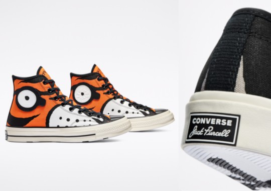 Beijing's SOULGOODS Reimagines The Converse Chuck 70 And Jack Purcell With Iconic Tiger Design