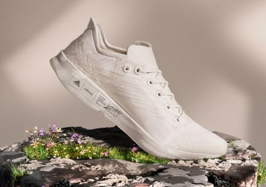 The adidas x Allbirds FUTURECRAFT.FOOTPRINT Champions Low Carbon Emissions