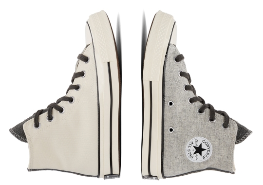 """The SSENSE Exclusive Converse Chuck 70 """"Concrete Grey"""" Is Available Now"""