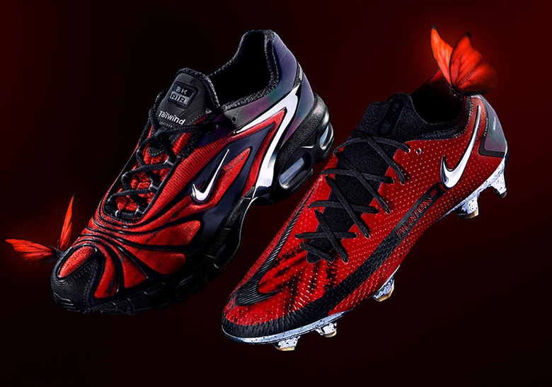 Skepta Nike Phantom Bloody Chrome Release Date   SneakerNews.com