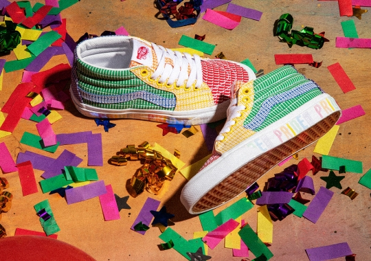 Vans Kicks Off Pride Month 2021 With Numerous Footwear Selections And Global LGBTQ+ Donations