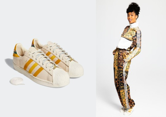 Yara Shahidi's adidas Originals Capsule Includes A Superstar