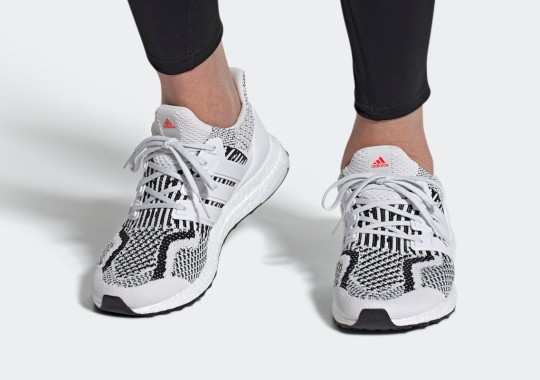 """The adidas UltraBOOST 5.0 DNA Sees A Striped """"Zebra"""" Pattern"""