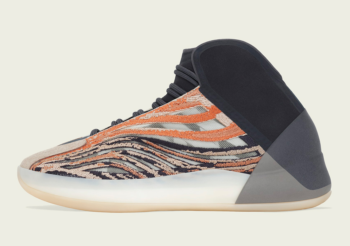 """adidas Yeezy Quantum """"Flash Orange"""" Release Confirmed For May 22nd"""