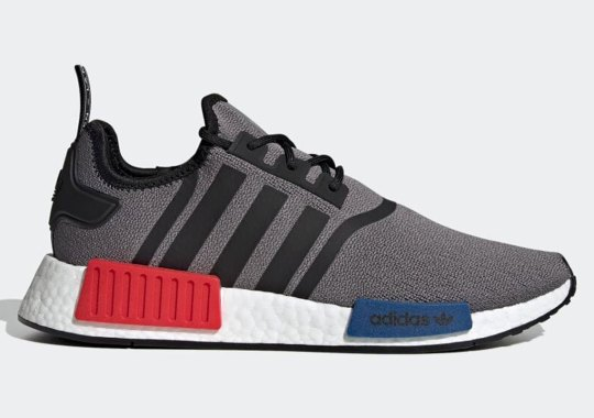 Original Red And Blue Bumpers Appear On Another adidas NMD R1