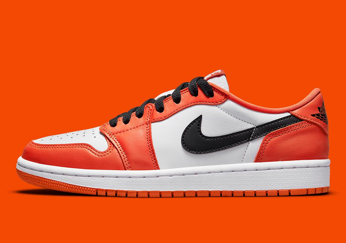 Air Jordan 1 Low OG Starfish CZ0790-801 Release | SneakerNews.com