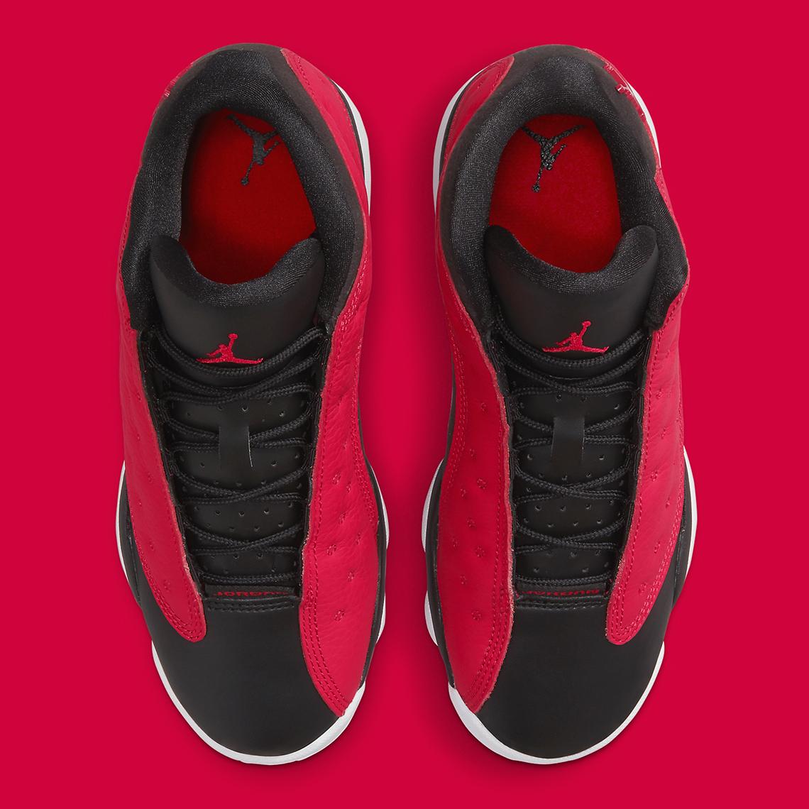 Air Jordan 13 Low GS Black Very Berry DA8019-061   SneakerNews.com