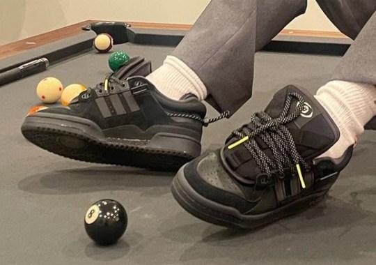 Bad Bunny's adidas Forum Buckle Low Releasing In Black