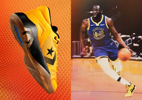 """Draymond Green's Converse """"Hyper Swarm"""" PE To Release After Play-In Round"""