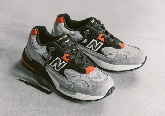 """DTLR Pays Homage To Washington, D.C. With Their New Balance 992 """"Discover & Celebrate"""""""