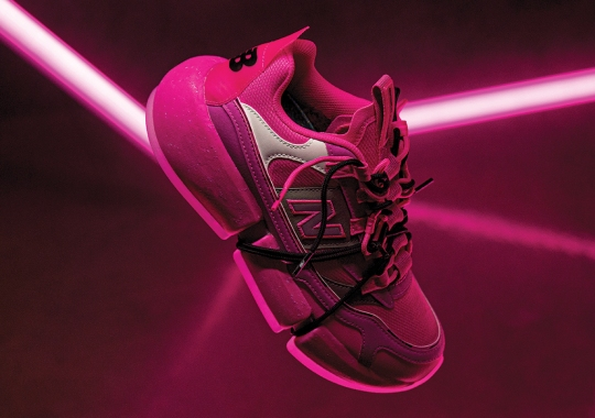 Jaden Smith's New Balance Vision Racer Arrives In Pink On May 14th