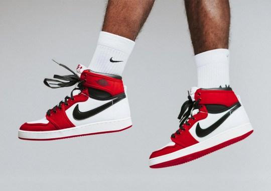 "The Air Jordan 1 KO ""Chicago"" Releases Tomorrow"