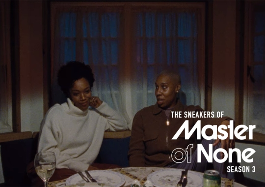 A Recap Of Denise's Sneakers In Master Of None Season 3