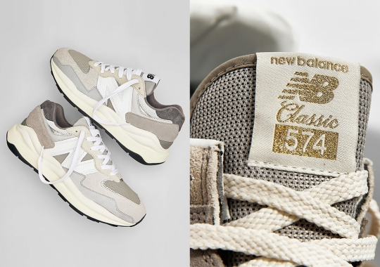 """New Balance Prepares For """"Grey Day"""" Celebration With The 574 And 57/40"""