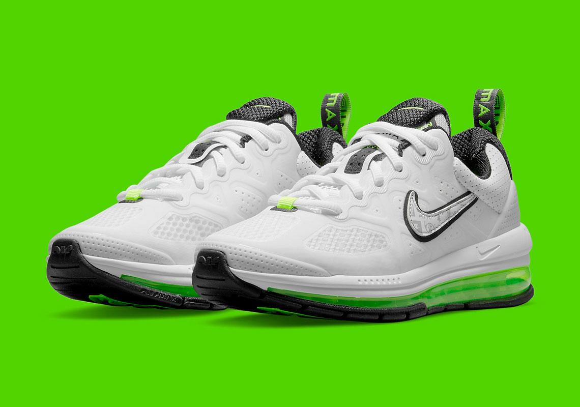 Nike Air Max Genome White Green CZ4652-103 | SneakerNews.com