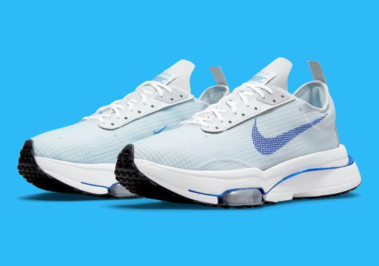 The Nike Zoom Type Is Getting Blasted With Chilly Blues