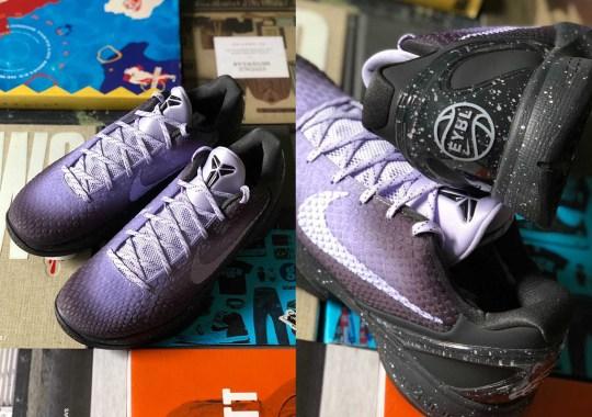 """First Look At The Nike Kobe 6 Protro """"EYBL"""""""