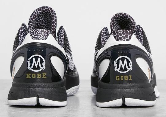 "Nike Honors The Legacy Of Gigi Bryant With The Kobe 6 Protro ""Mamba Forever"""
