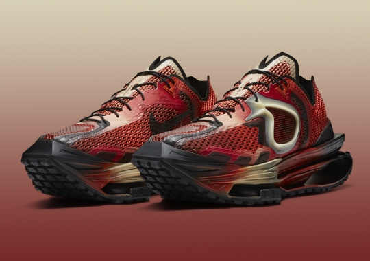 """Matthew M. Williams And Nike To Deliver A """"Rust Factor"""" Zoom MMW 04"""