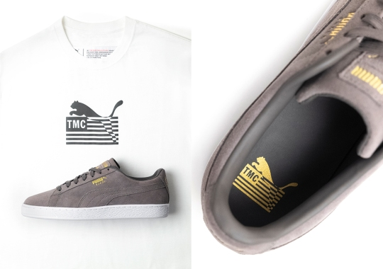 Nipsey Hussle's The Marathon Clothing Releases Its First PUMA Suede On May 7th